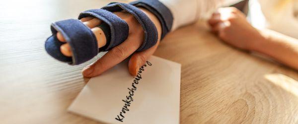 Berufsunfähigkeitsversicherung: Finanziell abgesichert bei schwerer Krankheit