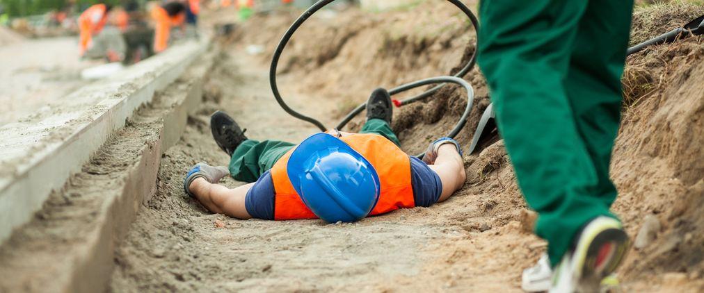 Arbeitsunfall: Berufsrisiko und Lebenserwartung