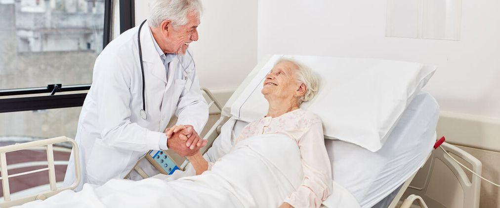 Dekubitusprophylaxe: Schutz vor Liegegeschwüren