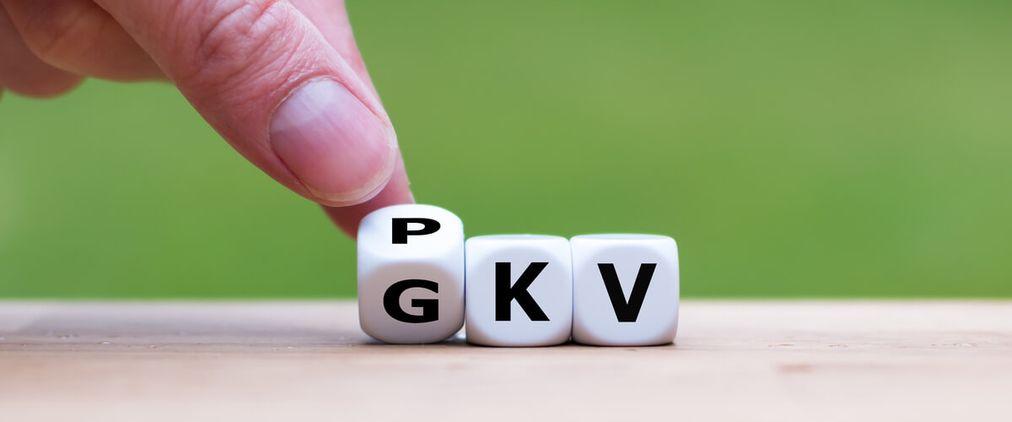 Wechsel PKV in GKV: Kommen Sie wieder zurück?