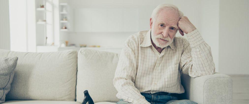 Altersdepression: Wenn Einsamkeit zur Krankheit wird