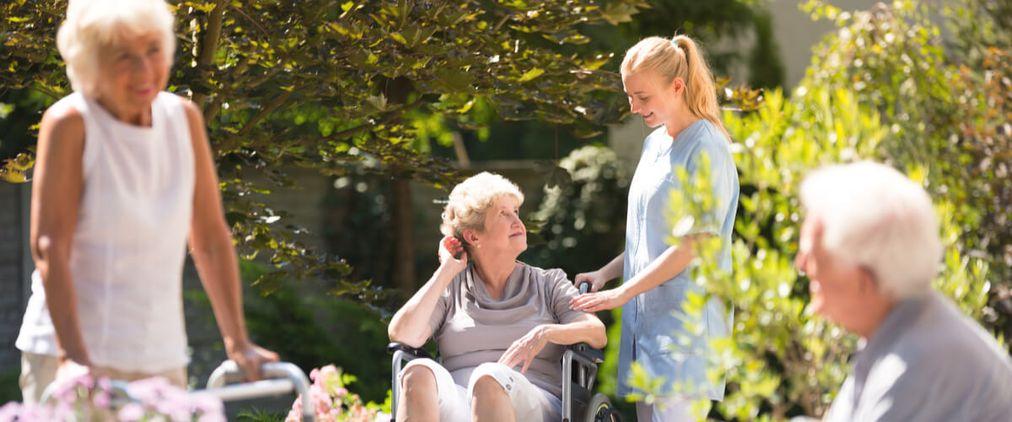 Eigenanteil für Heimplatz steigt für Pflegebedürftige