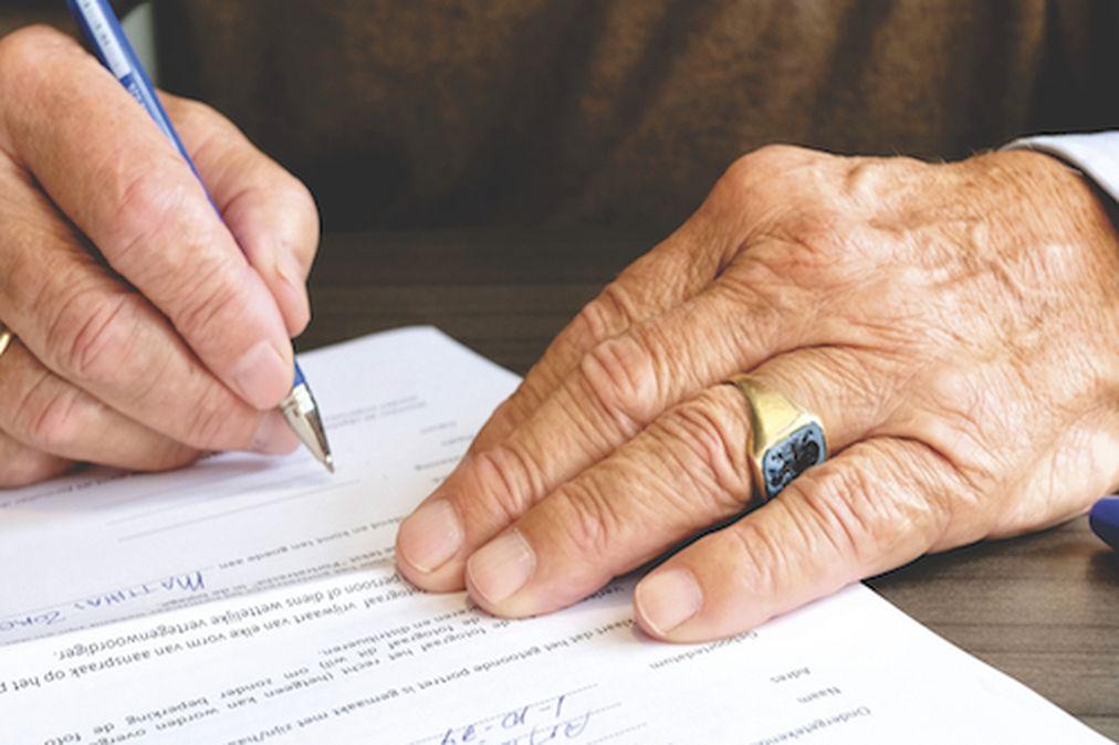 Wann sollten Sie Ihre Patientenverfügung erneuern?