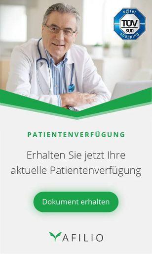 Patientenverfügung erstellen