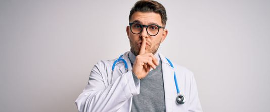 Schweigepflicht: Was Ärzte nicht erzählen dürfen