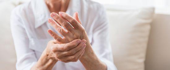 Arthritis: Schmerzen durch entzündete Gelenke