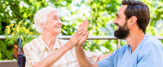 Pflegekräfte: Studie belegt psychische Belastungen der Pflege