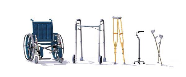 Gehhilfen: Hilfsmittel für mehr Mobilität im Alltag